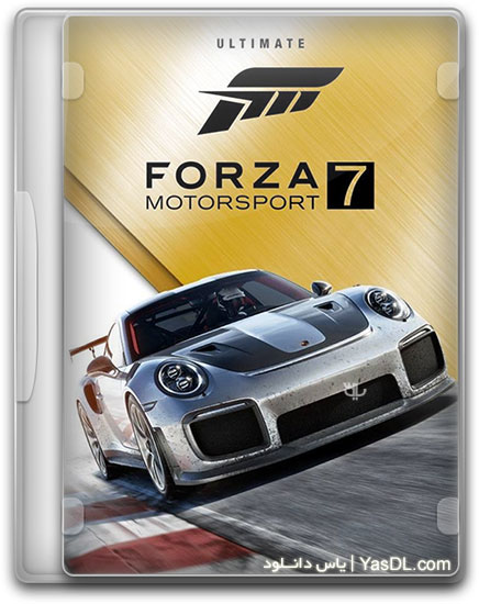 دانلود بازی Forza Motorsport 7 برای PC