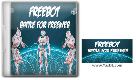 Freebot Battle For FreeWeb For PC
