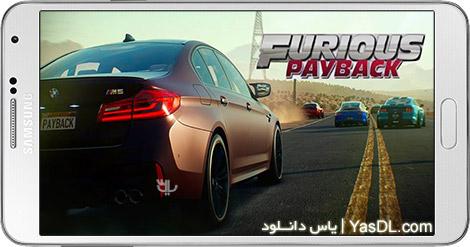 دانلود بازی Furious Payback Racing 3.5 - مسابقات اتومبیل رانی خشن برای اندروید + نسخه بی نهایت