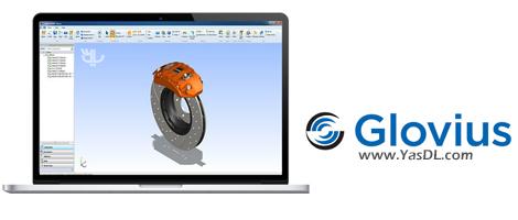 دانلود Geometric Glovius Pro 4.4.0.680 x86/x64 - نرم افزار مشاهده فایل های CAD