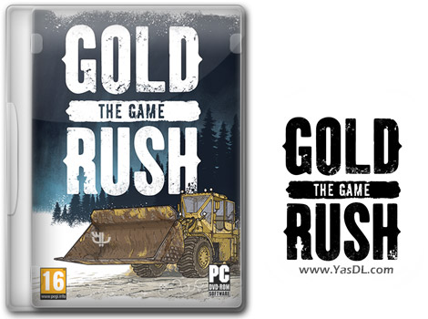 دانلود بازی Gold Rush The Game Anniversary برای PC
