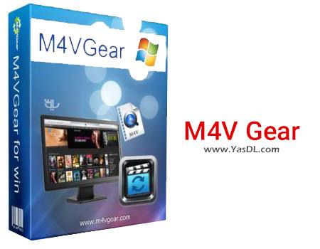 <strong>دانلود</strong> M4VGear DRM Media Converter 5.4.6 - <strong>مبدل</strong> <strong>ویدیویی</strong>