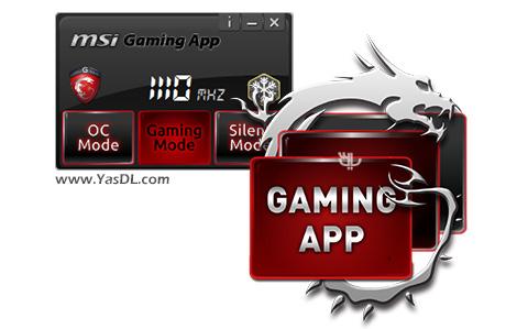 دانلود MSI Gaming App 6.2.0.74 - نرم افزار اورکلاک کارت های گرافیک MSI