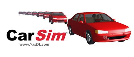 دانلود Mechanical Simulation CarSim 2017.1 - نرم افزار تحلیل و شبیه سازی خودروهای سواری