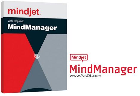 دانلود Mindjet MindManager 2018 18.2.110 x86/x64 - نرم افزار ترسیم نقشه های ذهنی