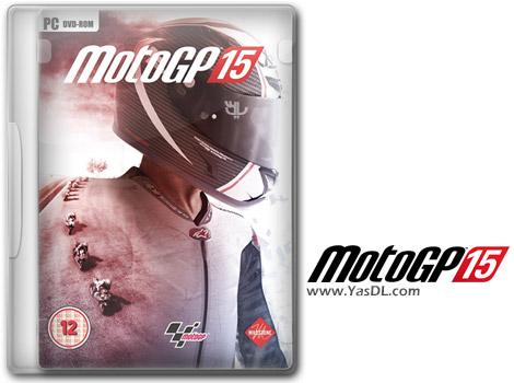 دانلود بازی MotoGP 15 Complete برای PC