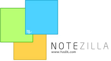 دانلود NoteZilla 8.0.20 - نرم افزار درج یادداشت های چسبان در دسکتاپ ویندوز