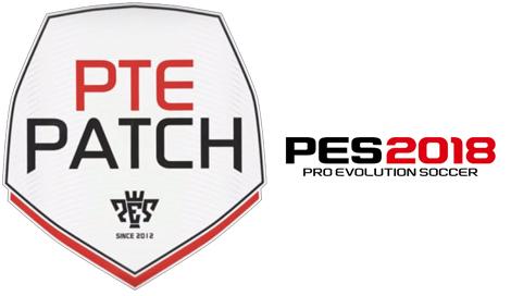 دانلود پچ بازی PES 2018 - پچ PTE Patch 2018 6.0 AIO