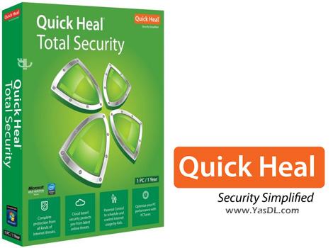 دانلود Quick Heal Total Security 17.00 (10.0.1.50) x86/x64 - آنتی ویروس کوئیک هیل