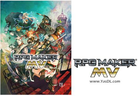 دانلود RPG Maker MV 1.61 - ساخت بازی های کامپیوتری در سبک نقش آفرینی