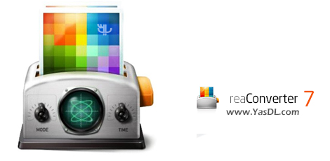 دانلود ReaSoft Development reaConverter Standard 7.408 - تبدیل فرمت تصاویر گرافیکی