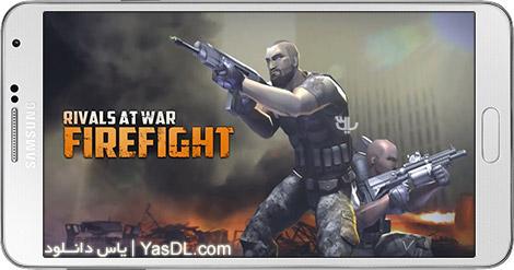 دانلود بازی Rivals at War Firefight 1.4 - رقیبان در جنگ برای اندروید + نسخه بی نهایت