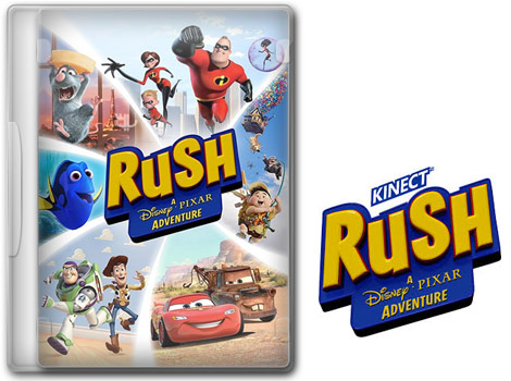 دانلود بازی Rush A Disney-Pixar Adventure برای PC