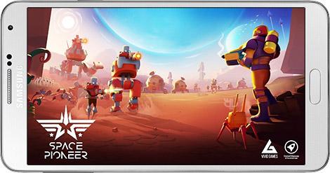 دانلود بازی Space Pioneer 0.9.32 - پیشگامان فضا برای اندروید + نسخه بی نهایت