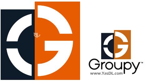 دانلود Stardock Groupy 1.49.1 - گروه بندی برنامه های اجرا شده در یک پنجره واحد