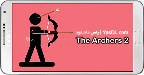 دانلود بازی The Archers 2 1.3.3 - آدمک های کمان دار 2 برای اندروید + نسخه بی نهایت