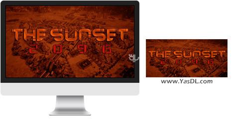 دانلود بازی The Sunset 2096 برای PC