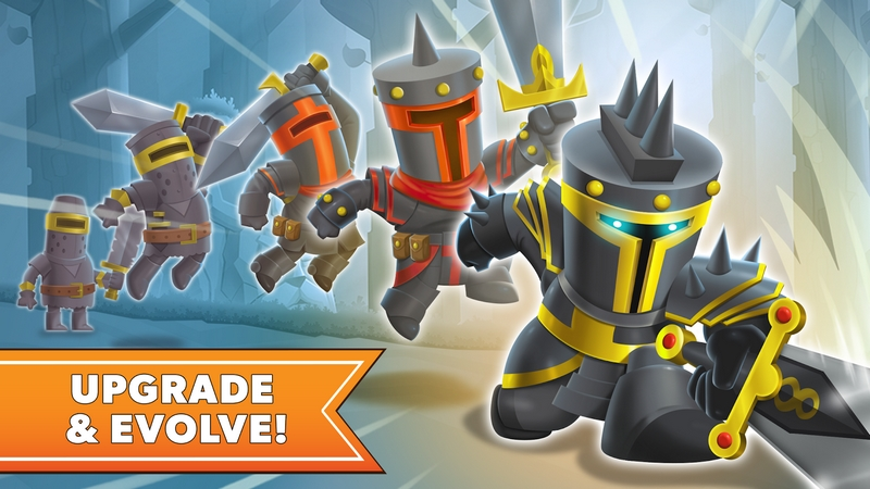 Tower Conquest 22.00.39g - Tower Conquest For Android + Infinite Edition