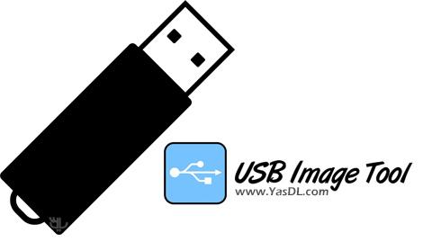 دانلود USB Image Tool 1.75b - تهیه ایمیج از حافظه های فلش
