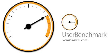 دانلود UserBenchmark 2.9.3.0 - نرم افزار تست سرعت کامپیوتر