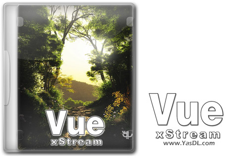Vue XStream Pro 2016 R5 Build 502024 - Cinematic Effects Creation Software