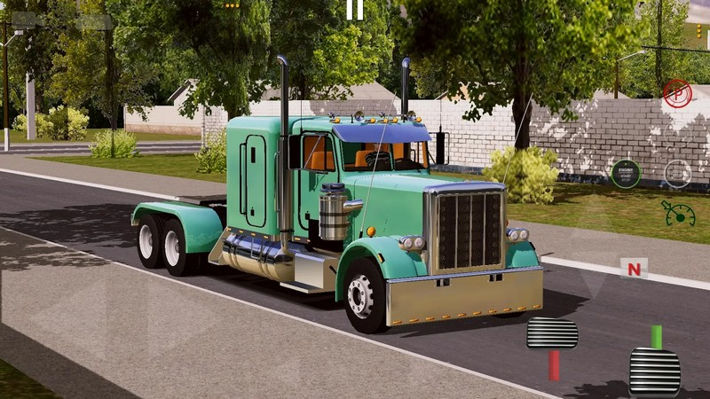World Truck Driving Simulator 1.153 For Android + Infinity Edition