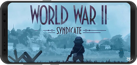 دانلود بازی World War 2 Syndicate TD 1.4.140 - جنگ جهانی دوم: اتحادیه برای اندروید + نسخه بی نهایت