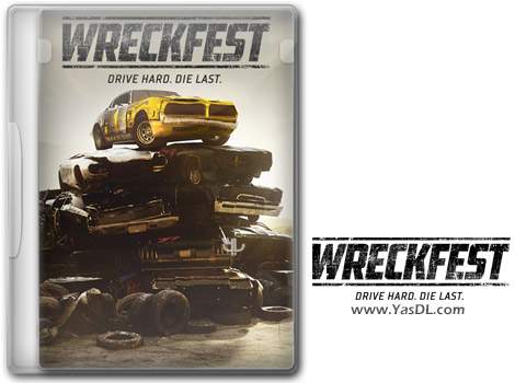 Wreckfest Banger Racing For PC | ‌ Yas