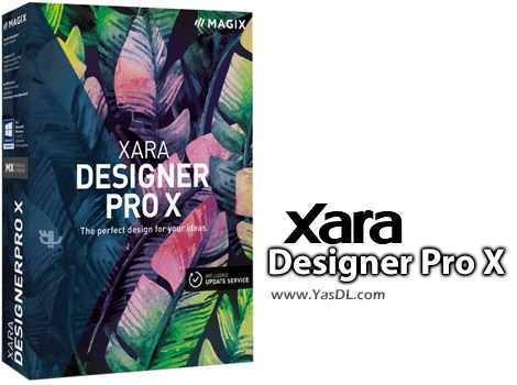Xara Designer Pro X 15.1.0.53605 X86/x64 – Graphic Design Software And Web