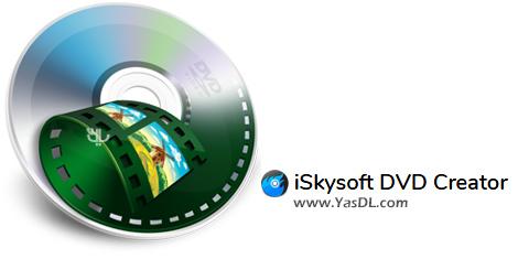 دانلود iSkysoft DVD Creator 5.0.0.6 - نرم افزار ساخت آسان دیسک های DVD
