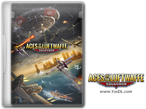 Aces Of The Luftwaffe Squadron Extended Edition For PC