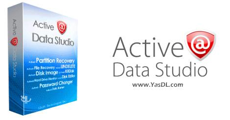دانلود Active Data Studio 13.0.0.2 - جعبه ابزار کاربردی برای کار با داده ها