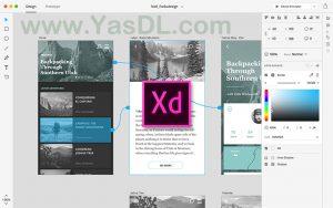 Adobe XD CC .cover1  300x188 - دانلود Adobe XD CC 41.0.12 x64 Win/Mac - نرم افزار ساخت رابط کاربری سایت و موبایل