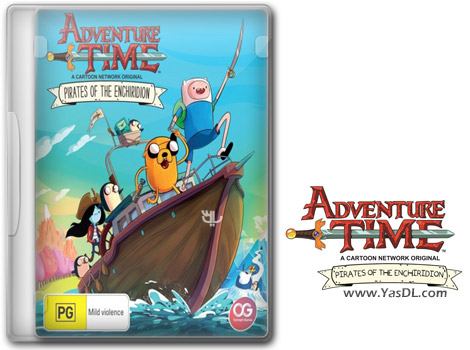 دانلود بازی Adventure Time Pirates of the Enchiridion برای PC