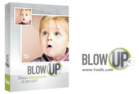 دانلود Alien Skin Blow Up 3.1.0.181 Revision 40109 - پلاگین بزرگنمایی تصاویر بدون افت کیفیت برای فتوشاپ