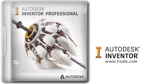 دانلود Autodesk Inventor Professional 2019.1 + LT 2020 x86/x64 - نرم افزار طراحی قطعات صنعتی