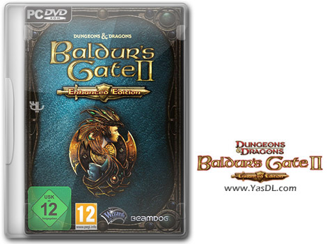 دانلود بازی Baldurs Gate II Enhanced Edition برای PC
