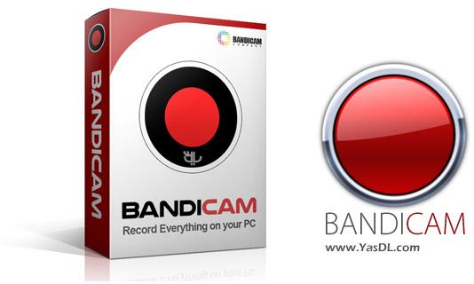 دانلود Bandicam نرم افزار فیلم برداری از محیط بازی ها