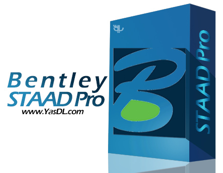 دانلود Bentley STAAD Pro CONNECT Edition 21.00.02.30 - طراحی سه بعدی سازه ها