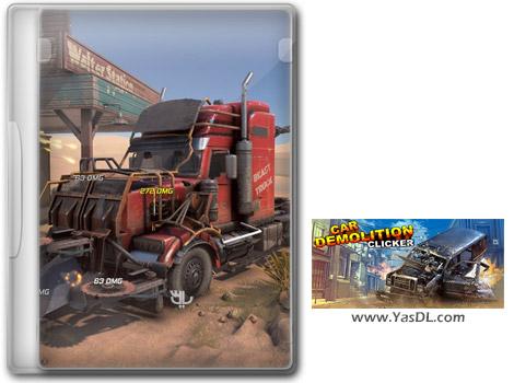 دانلود بازی Car Demolition Clicker برای PC