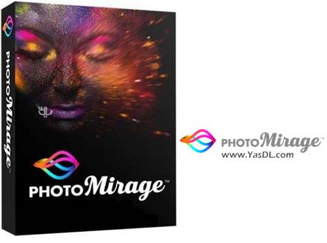 دانلود Corel PhotoMirage 1.0.0.167 - نرم افزار طراحی انیمیشن های حرفه ای