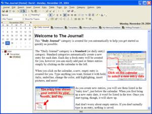 دانلود DavidRM Software The Journal PRO 8 Build 1275 - دفتر وقایع روزانه