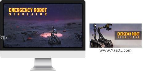 دانلود بازی Emergency Robot Simulator برای PC