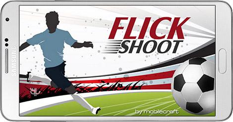 دانلود بازی Flick Shoot UK 1.11 - ضربات ایستگاهی انگلیسی برای اندروید + نسخه بی نهایت