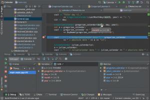 دانلود JetBrains CLion 2018.2 - محیط توسعه برنامه نویسی C و ++C