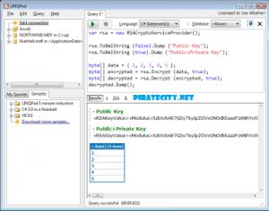 دانلود LINQPad Premium 5.31 - مدیریت سرور