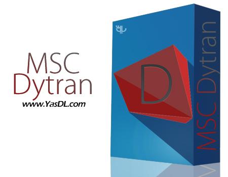 دانلود MSC Dytran 2018 - تحلیل مدل های پیچیده غیر خطی