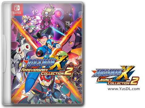 دانلود بازی Mega Man X Legacy Collection 2 برای PC