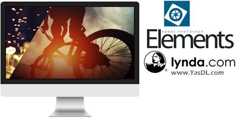 دانلود آموزش فتوشاپ المنت 15 - Learning Photoshop Elements 15