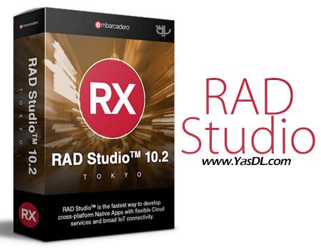 دانلود Embarcadero RAD Studio 10.2.3 - ساخت برنامه های کاربردی